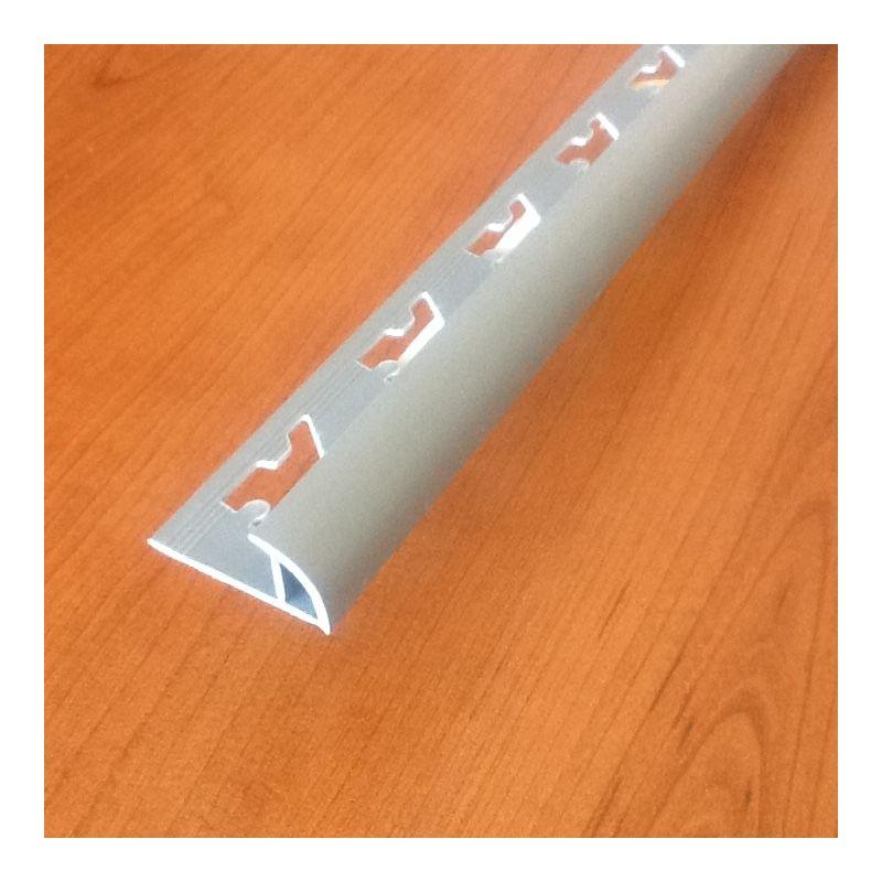 Coprifilo Angolare Vasca Da Bagno : Profilo jolly pvc grigio scuro mm 10 da 2 5 mt.