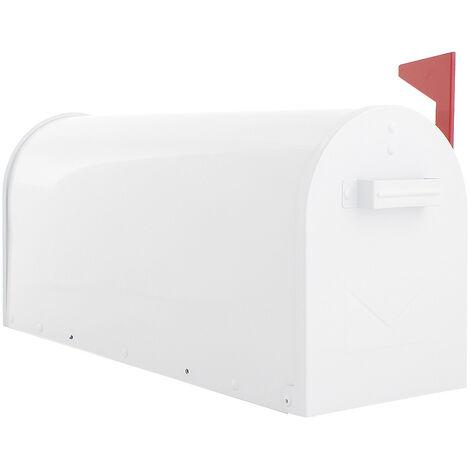 Profirst Mail PM 630 Boîte aux lettres américaine Blanche