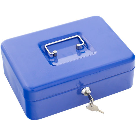 Profirst Pandora 3 caisse à monnaie bleu