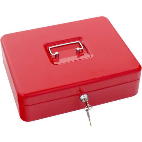 Profirst Pandora 4 caisse à monnaie rouge