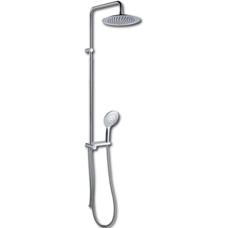 Profumo colonne de douche chromée sans mitigeur