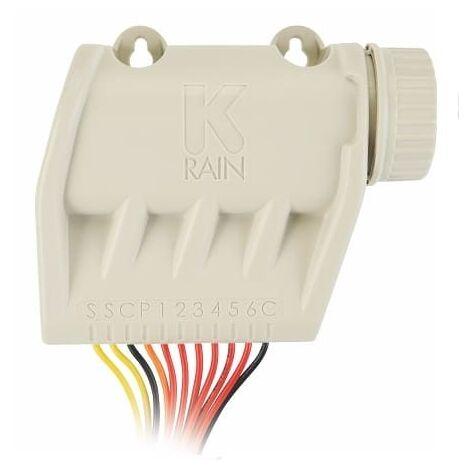 Programador a pilas bluetooth K-rain de 4 estación