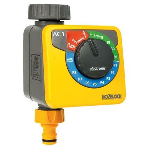 Programador de riego aquacontrol 1 hozelock - talla
