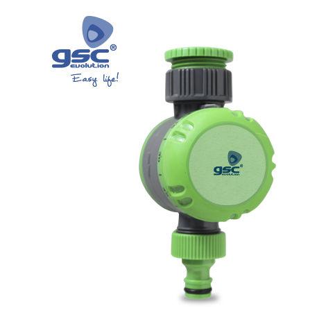 Programador de riego mecánico tiempo 120min max GSC 003602055