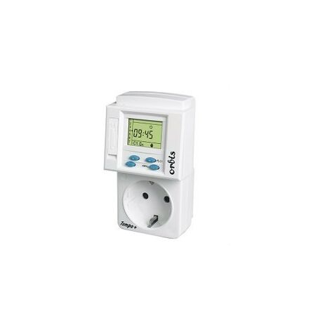 Programador Enchufe Tempo + 230V
