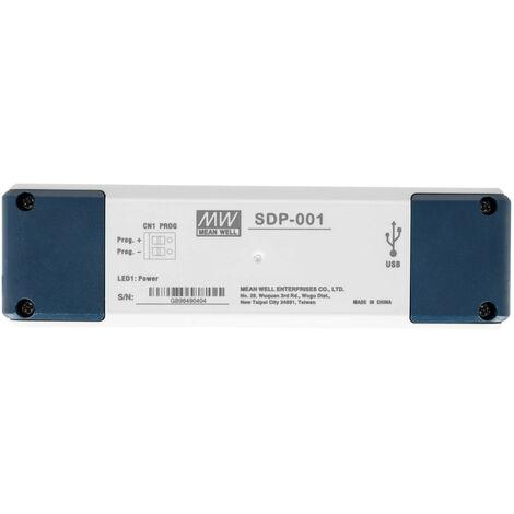 Programador MEAN WELL SDP-001 Azul