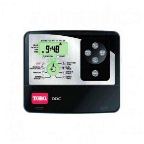 Programador riego TORO DDC-6-220V de 6 estaciones Interior