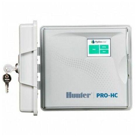 Programador Wifi HC Hydrawise 12 Zonas Exterior Hunter