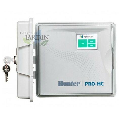Programador Wifi Hydrawise 24 Zonas Exterior Hunter
