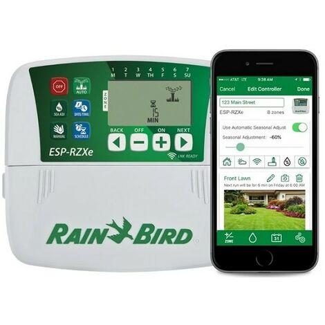 Programmeurs d'irrigation ESP-RZXE4 electrique interieur Rain Bird