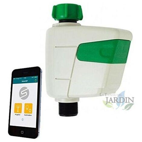 Programmateur Bluetooth Solem pour l'irrigation automatique