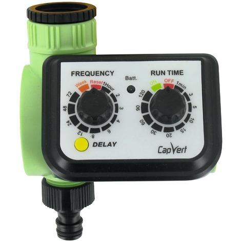 Programmateur CPV427 - 1 voie - Cap Vert