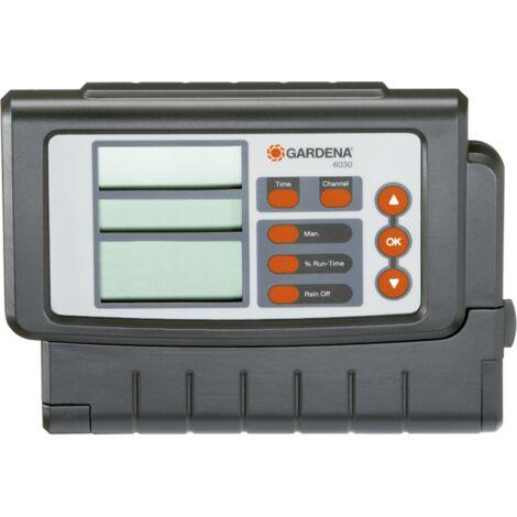 Programmateur d'arrosage pour 6 electrovannes 24 V 6030 Classic