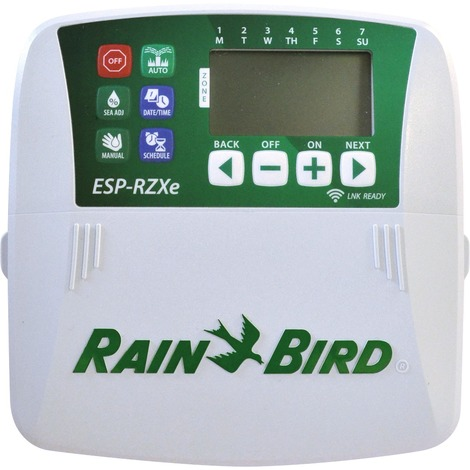 Programmateur d'arrosage résidentiel série ESP-RZXe Rain Bird