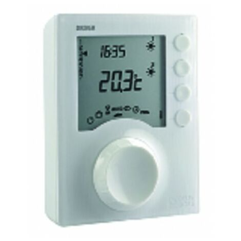Programmateur DRIVER 620 pour chauffage électrique - Delta Dore