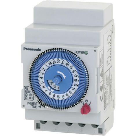 Programmateur électromécanique TB5 230 V/50 Hz 1 inverseur (RT) 16 A 250 V/AC Panasonic TB5590185NJ