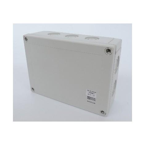 Programmateur et régulateur radio 868MHz multizone pour climatisation gainable piece par piece Pack DELTA630 Delta Dore 6050475