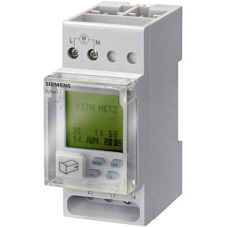 Programmateur horaire pour rail Siemens 7LF4521-0 7LF4521-0 numérique 230 V/AC 16 A/250 V 1 pc(s)