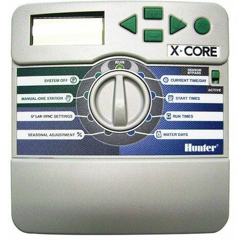programmateur interieur 2 stations 3 programmes - xc-201i-e - hunter