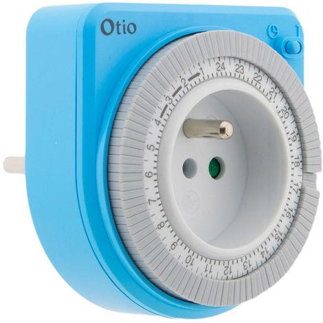 Programmateur mécanique bleu - Otio