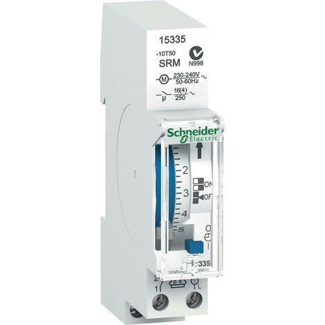 Programmateur Schneider Electric méc. IH 24h 15335 C302061