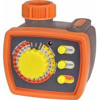 Programmatore Irrigazione con orologio Centralina Meccanica Timer Papillon 95047
