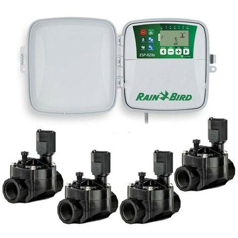 Programmeurs d'irrigation ESP-RZXE4 Ext + 4 Solenoid 100HV Rain Bird