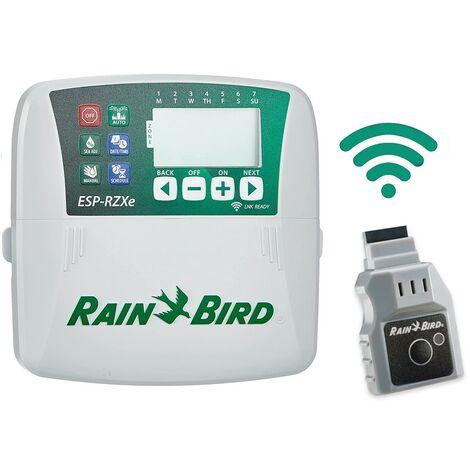 Programmeurs d'irrigation ESP-RZXE4 Interieur + Wifi Module LNK Rain Bird