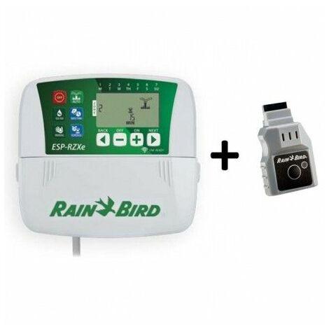 Programmeurs d'irrigation ESP-RZXE8 Interieur + Wifi Module LNK Rain Bird