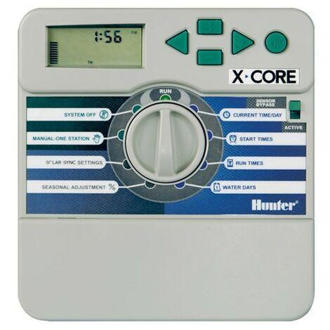 Programmeurs d'irrigation XC-201 electrique Interieur Hunter