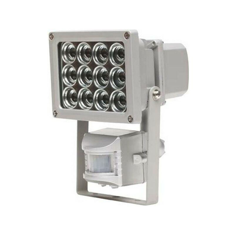 Proiettore A Led Rilevatore Di Movimento, Potenza: 12 W, Luminosità 960 Lm