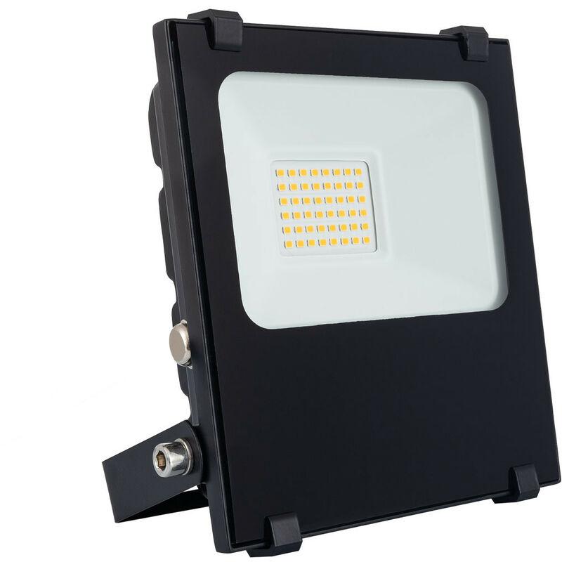 Proiettore LED 20W HE PRO Bianco Freddo 6000K - 6500K - LEDKIA