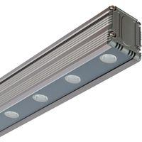 Proiettore LED Wallwasher 24W RGB DMX IP65 RGB