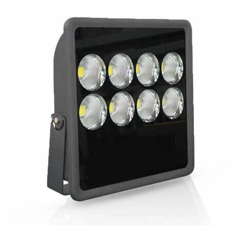 PROJECT LED VISION-EL 230 V 400 W 4000K GRIS IP65