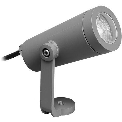 Projecteur à la Noble GU10 IP67 Gris 61082/G
