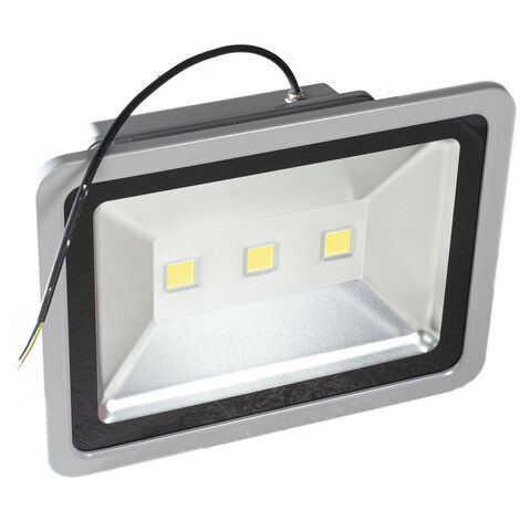 Projecteur à LED RS PRO, IP65, 3 LED, 150 W, 13 500 → 14 500 lm, 425 x 190 x 325 mm