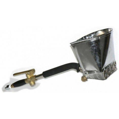 Projecteur à mortier pneumatique pour compresseur
