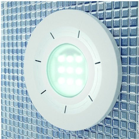 Projecteur Brio Z LED blanc - Couleur enjoliveur: Blanc