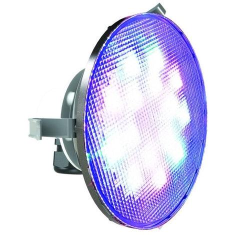 Projecteur Brio Z LED couleur - Couleur enjoliveur: Gris