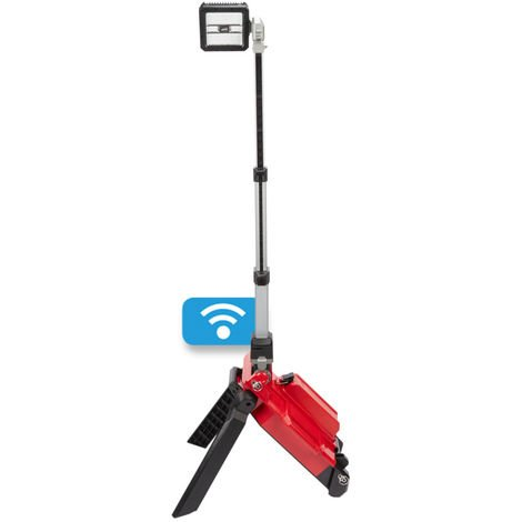 Projecteur connecté M18 OneRSAL MILWAUKEE - sur trépied - sans batterie ni chargeur - 4933459431