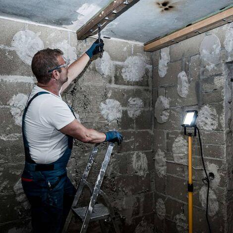 Projecteur de chantier Brennenstuhl Jaro 2000 T 1171250234 Puissance: 20 W blanc lumière du jour