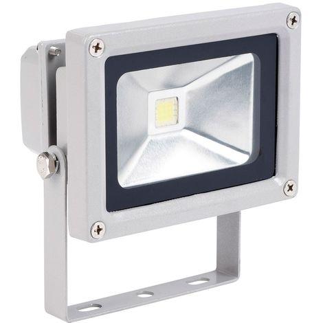 Projecteur de chantier LED 10W spot lampe jardin terrasse luminaire extérieur pivotant