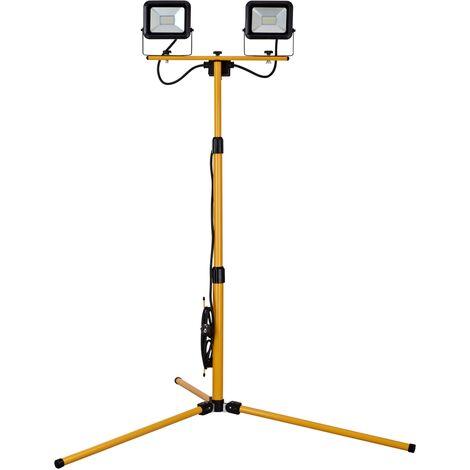 Projecteur de chantier trépied - Sencys LED