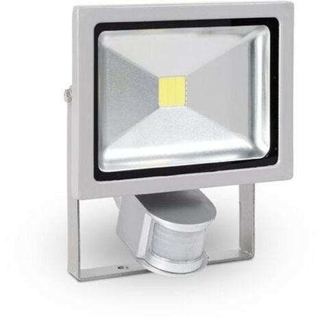 Beau Projecteur Extérieur à LED Avec Détecteur De Mouvement   équivalent  Halogène 60 W OU 100 W