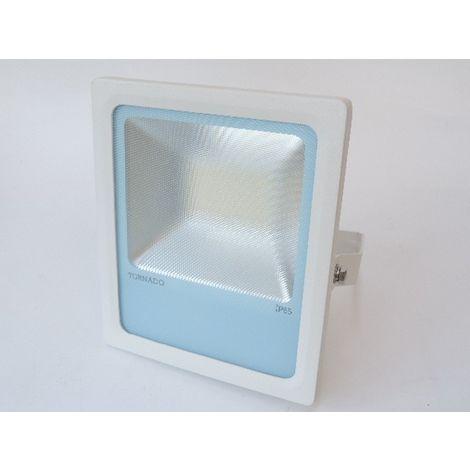 Projecteur extérieur Led 30W blanc sans detection 195X278X62mm 4000K 2400lm 230V 120° IP65 IK08 TORNADO TRAJECTOIRE 003726