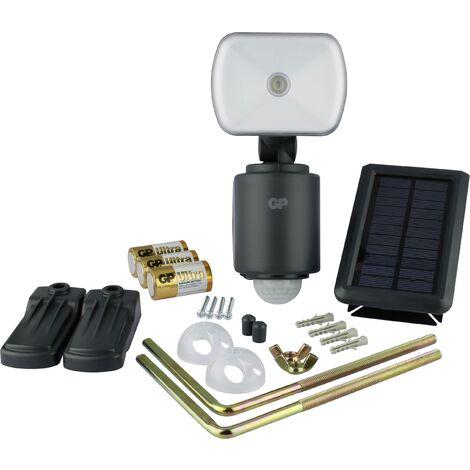 Projecteur extérieur solaire avec détecteur de mouvements RF3.1 hybrid X991721