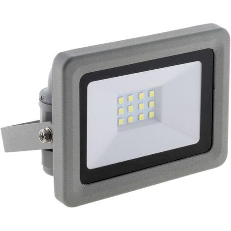 Projecteur LED 10-20-30W avec ou sans détecteur - Noir, blanc ou gris