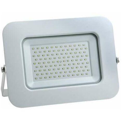 Projecteur LED 100W (600W) Blanc Premium Line IP65 8500lm - Blanc Naturel 4500K