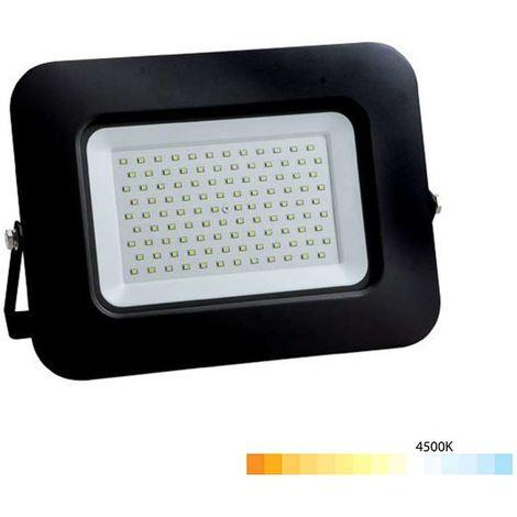 Projecteur LED 100W (600W) Noir Premium Line IP65 8500 lumens