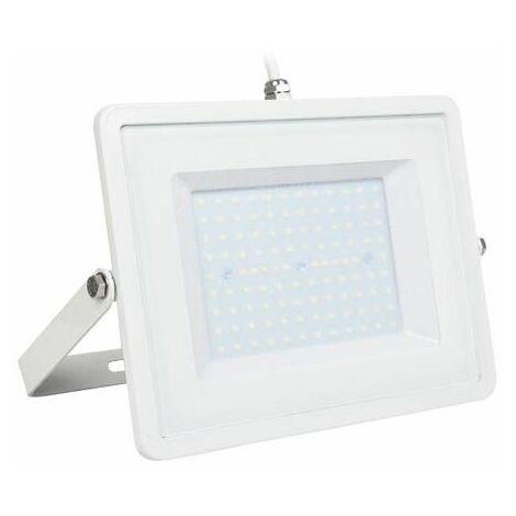 Projecteur LED 100W extrafin étanche IP65 VT-49100